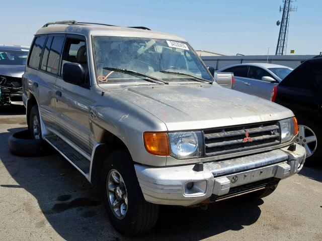 click here to view 1999 MITSUBISHI MONTERO at IBIDSAFELY