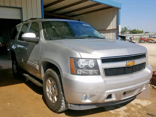Salvage cars for sale from Copart San Antonio, TX: 2012 Chevrolet Tahoe C150