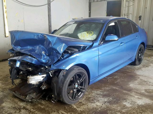 BMW 320D - 2014 rok