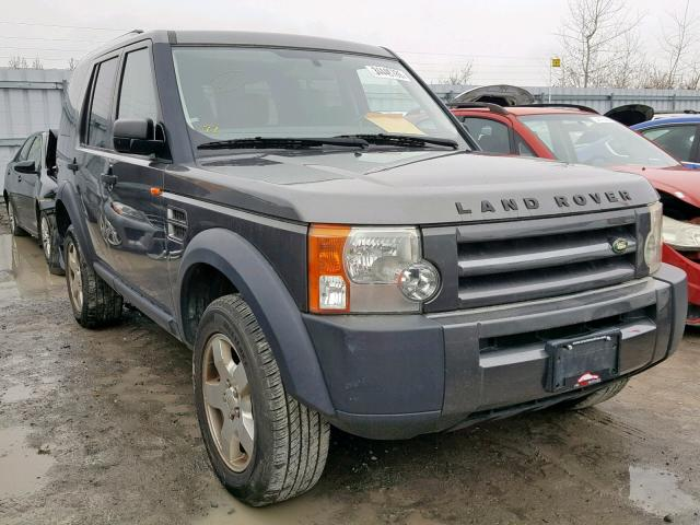 2006 Land Rover Lr3 4.0L