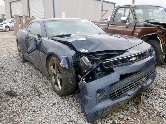 2014 Chevrolet Camaro Lt 3 6L 6 for Sale in Hueytown AL - Lot: 34316339