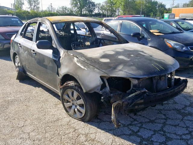 Salvage 2008 Subaru IMPREZA 2 for sale