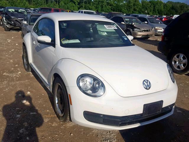 2012 Volkswagen Beetle 2 5L 5 for Sale in Houston TX - Lot: 33668759