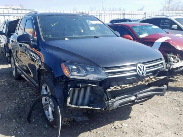 click here to view 2014 VOLKSWAGEN TOUAREG TD at IBIDSAFELY