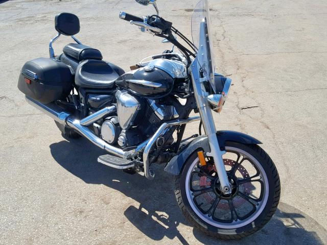 click here to view 2009 YAMAHA XVS950 A at IBIDSAFELY