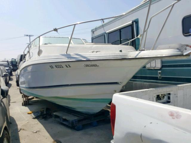 Rinker salvage cars for sale: 1987 Rinker FIESTAV250
