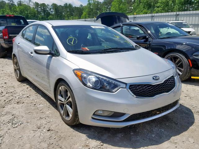 2015 KIA FORTE EX Photos | GA - ATLANTA SOUTH - Salvage Car Auction