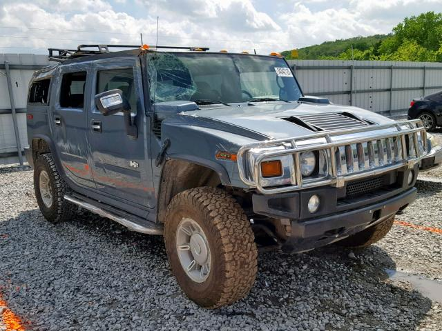 click here to view 2007 HUMMER H2 at IBIDSAFELY