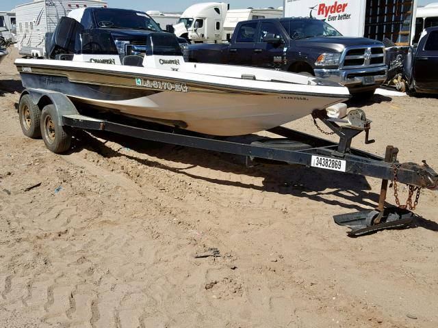 click here to view 1990 CHAM BOAT W/TRL at IBIDSAFELY
