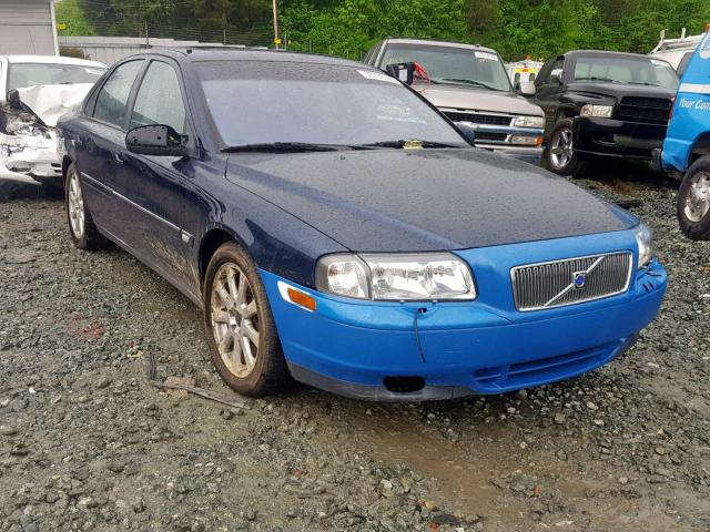 Auto Auction Ended On Vin Yv1ts91z831313976 2003 Volvo S80
