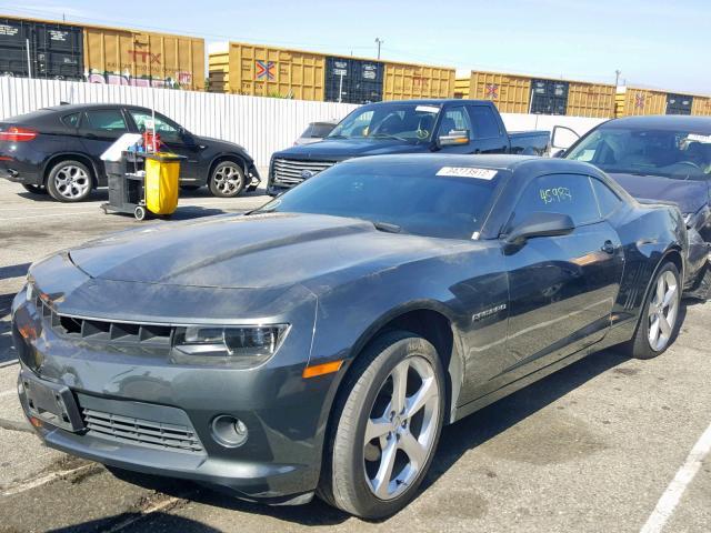 2015 Chevrolet Camaro Lt 3 6L 6 for Sale in Van Nuys CA - Lot: 34273919