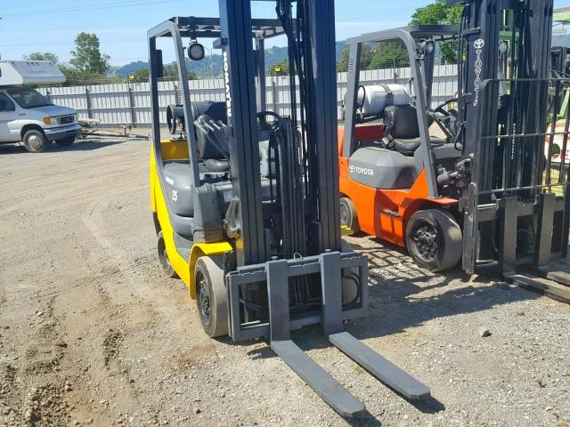 click here to view 2013 KOMATSU FORKLIFT at IBIDSAFELY