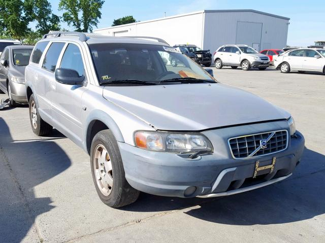 Auto Auction Ended on VIN: YV1SZ58D721072503 2002 Volvo V70