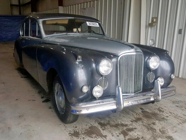 1956 Jaguar Mark Viii
