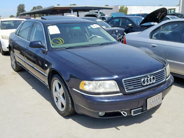 click here to view 2003 AUDI A8 L QUATT at IBIDSAFELY