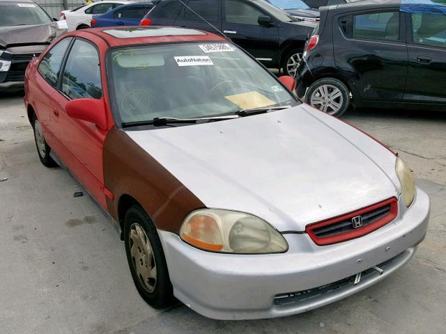honda civic coupe 1996 ex