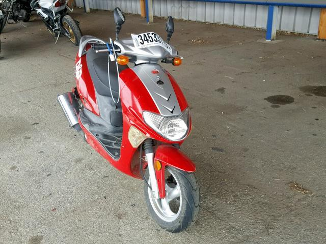 click here to view 2005 KYMCO USA INC VITALITY 5 at IBIDSAFELY