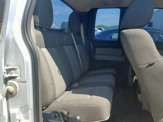 Super 2010 Ford F150 Super For Sale At Copart Wichita Ks Lot 33225579 Salvagereseller Com Gmtry Best Dining Table And Chair Ideas Images Gmtryco