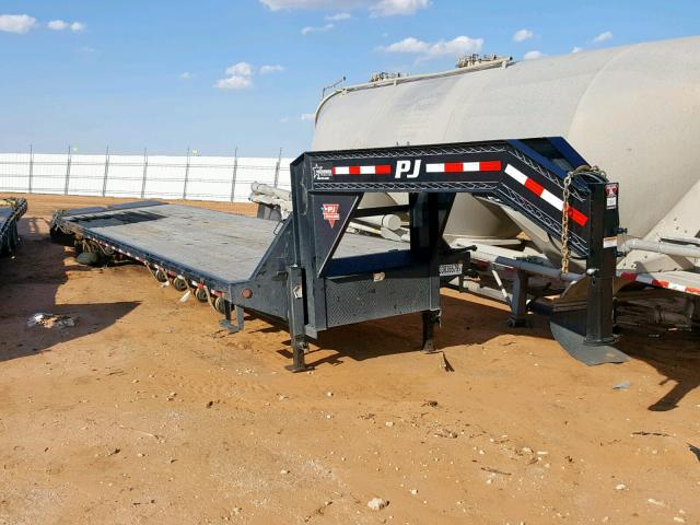 Salvage cars for sale from Copart Andrews, TX: 2019 PJ Trailer