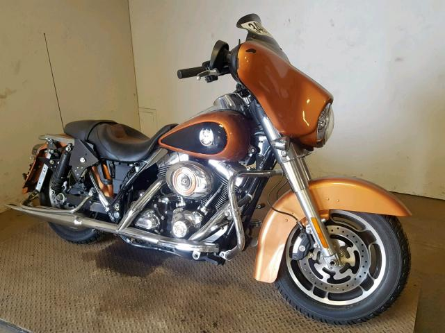 click here to view 2008 HARLEY-DAVIDSON FLHX 105TH at IBIDSAFELY