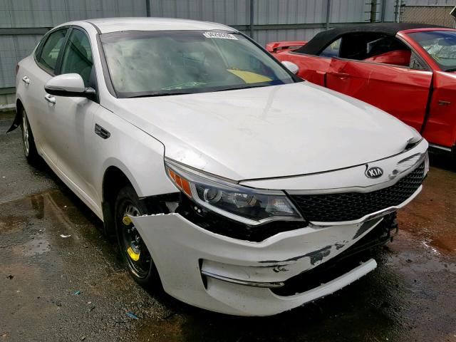 2016 Kia Optima Lx 2 4l 4 For