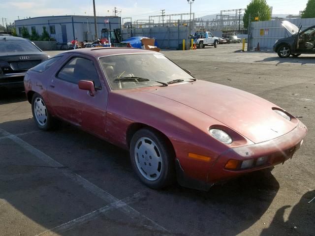 click here to view 1982 PORSCHE 928 at IBIDSAFELY