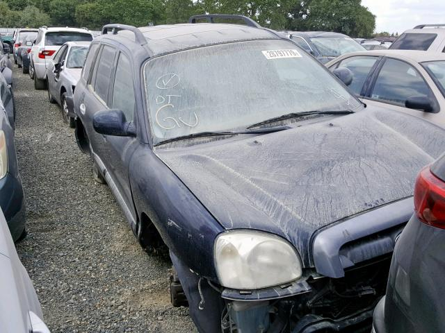 photo HYUNDAI SANTA FE 2005