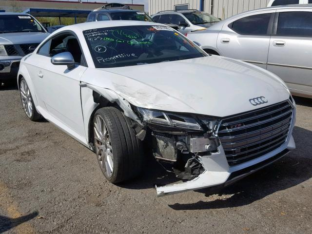 Salvage 2016 Audi TTS for sale