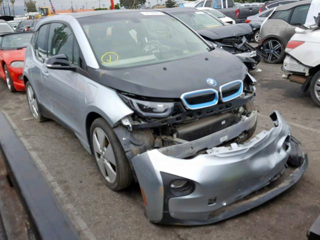 Bmw I Series >> Salvage Certificate 2016 Bmw I Series Hatchbac 0 7l 2 For Sale In