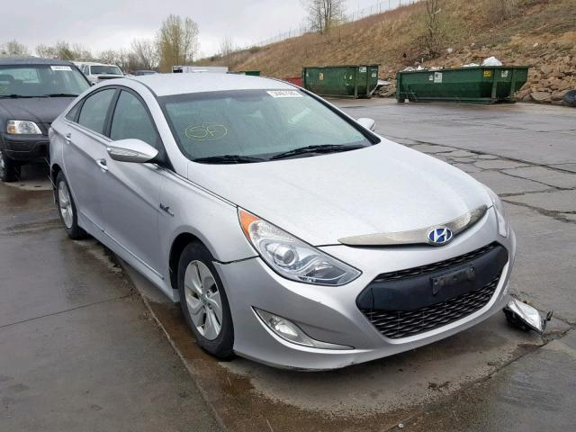Salvage cars for sale from Copart Littleton, CO: 2013 Hyundai Sonata Hybrid