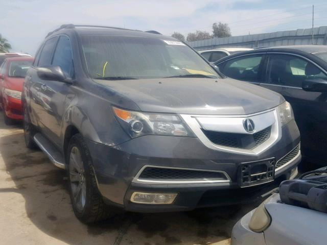 2011 Acura MDX Advance