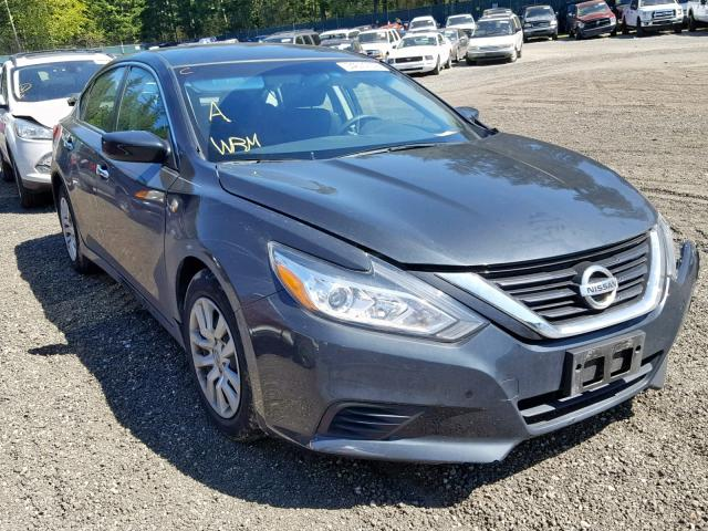 2016 Nissan Altima 2 5 2 5L 4 for Sale in Graham WA - Lot: 34674149