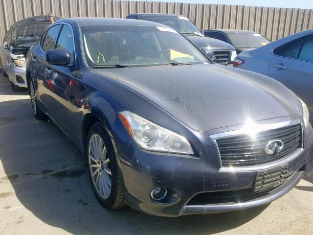 Salvage 2011 Infiniti M37 X for sale