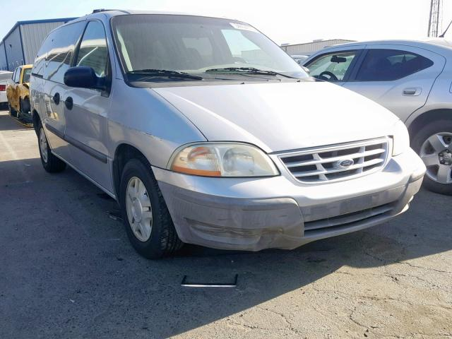 2000 Ford Windstar L 3 8l 6 For