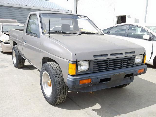 JN6ND11S0GW035254 1986 Nissan D21 Short in CA