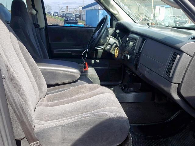 2004 Dodge Dakota Qua 4 7L 8 for Sale in Pennsburg PA - Lot: 34766489