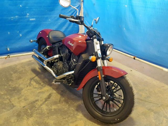 click here to view 2016 INDIAN MOTORCYCLE CO. SCOUT SIXT at IBIDSAFELY