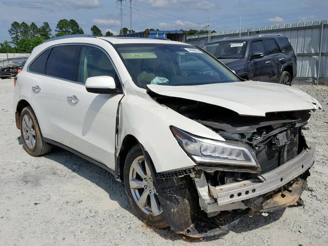click here to view 2016 ACURA MDX ADVANC at IBIDSAFELY