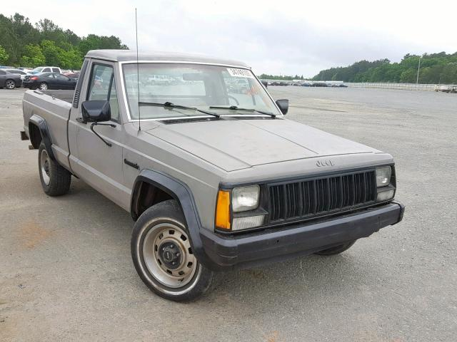 click here to view 1989 JEEP COMANCHE at IBIDSAFELY