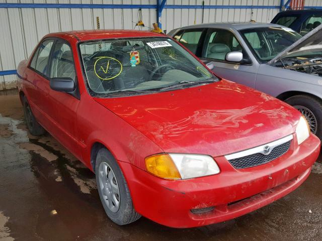 click here to view 1999 MAZDA PROTEGE DX at IBIDSAFELY