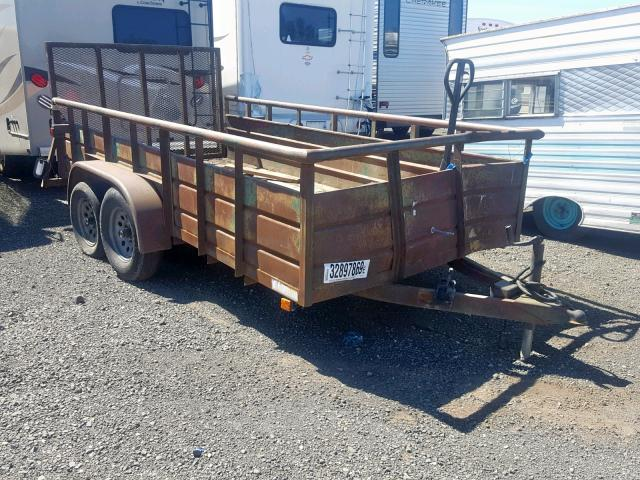2006 Carson Trailer for sale in Woodburn, OR