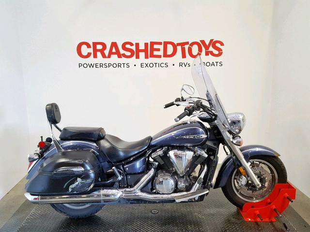 click here to view 2015 YAMAHA XVS1300 CT at IBIDSAFELY