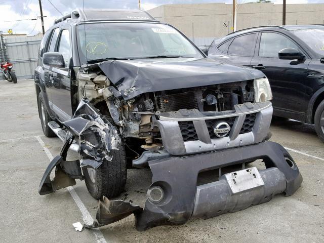 2005 Nissan Xterra Off 4.0L