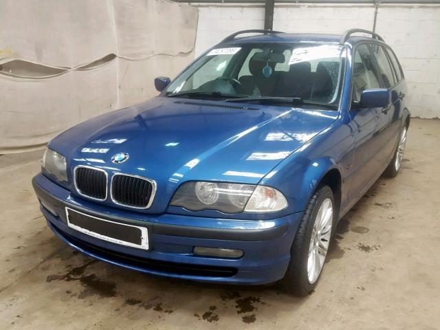 BMW 320 D SE T - 2001 rok