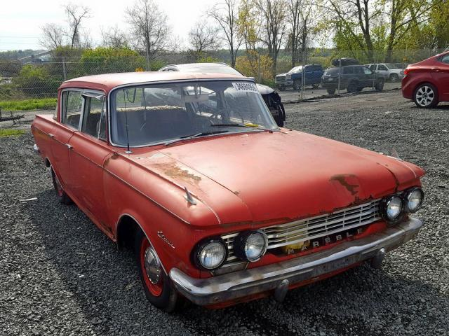 All American Motors >> Clean Title 1962 American Motors All Models For Sale In Marlboro Ny