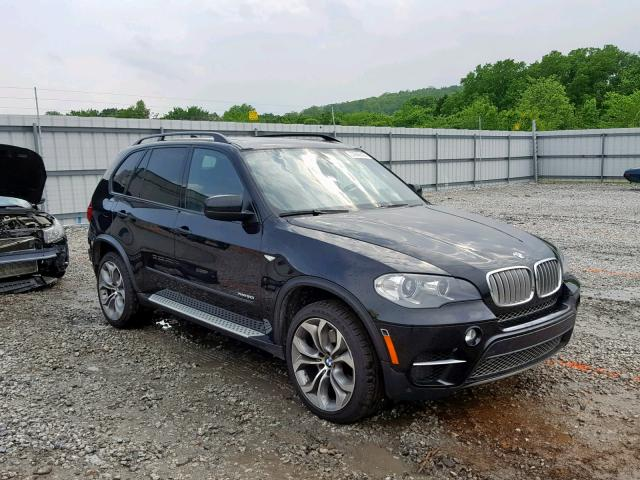 Salvage cars for sale from Copart Prairie Grove, AR: 2012 BMW X5 XDRIVE5