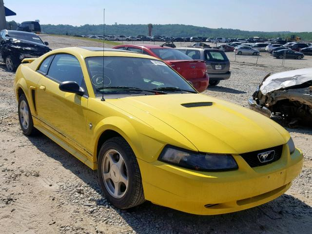 photo FORD MUSTANG 2001