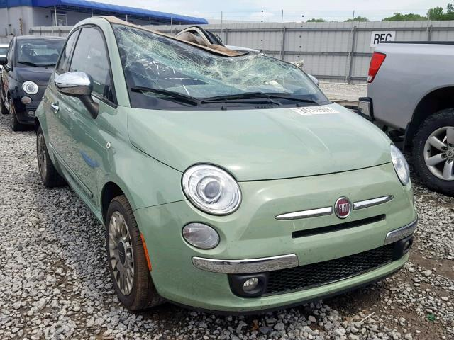 click here to view 2015 FIAT 500 LOUNGE at IBIDSAFELY