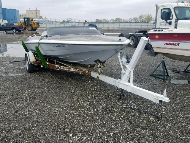 Glastron Marine Trailer salvage cars for sale: 1978 Glastron Marine Trailer