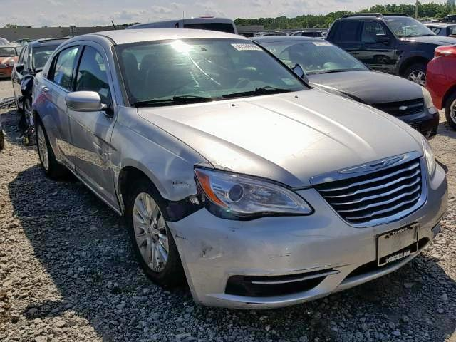 click here to view 2012 CHRYSLER 200 LX at IBIDSAFELY